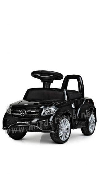 Машина электромобиль черная Bambi M 4065EBLR-2