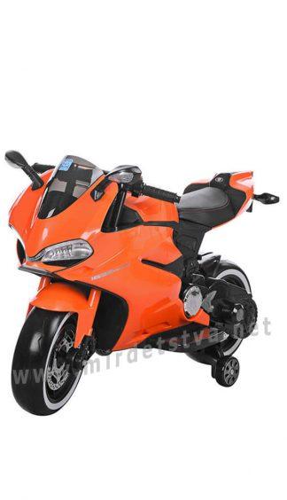 Мотоцикл электромобиль Bambi M 3467 EL-7