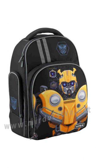 Ортопедический рюкзак для мальчика Kite Education Transformers BumbleBee Movie TF19-706S