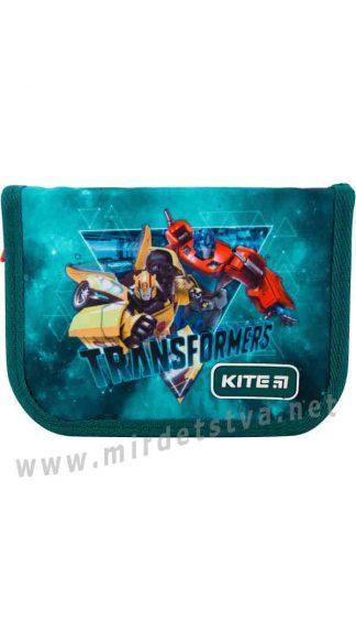 Пенал без наполнения Kite Education Transformers TF19-622-1