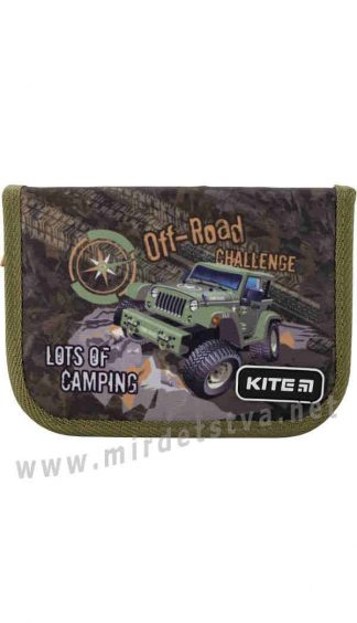 Пенал для мальчика Kite Education Off-road K19-621-4