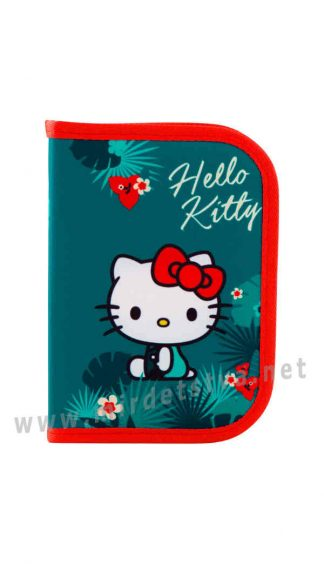 Пенал книжка для девочек Kite Education Hello Kitty HK19-621