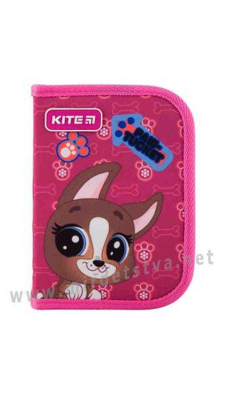 Пенал книжка для девочек Kite Education Littlest Pet Shop PS19-621