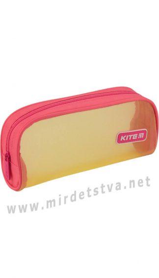 Пенал школьный прозрачный Kite Education K19-693-2