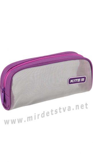 Прозрачный пенал школьника Kite Education K19-693-1