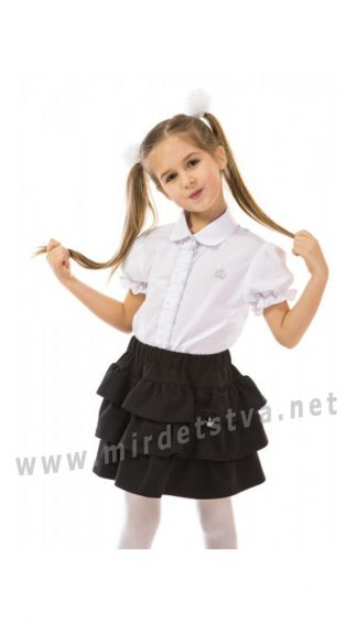 Пышная детская школьная юбка на резинке KidsCouture 7171520238