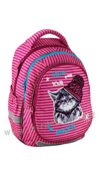 Рюкзак к школе для девочек Kite Education Fluffy animals K19-723M-1