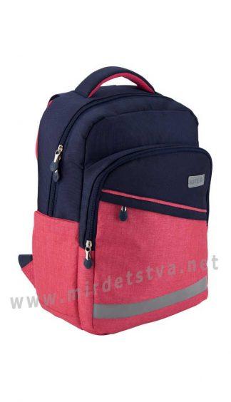 Рюкзак с ортопедической спинкой для девочек Kite Education K19-741S