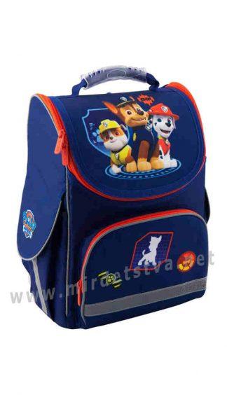 Рюкзак с ортопедической спинкой для мальчика Kite Education Paw Patrol PAW19-501S