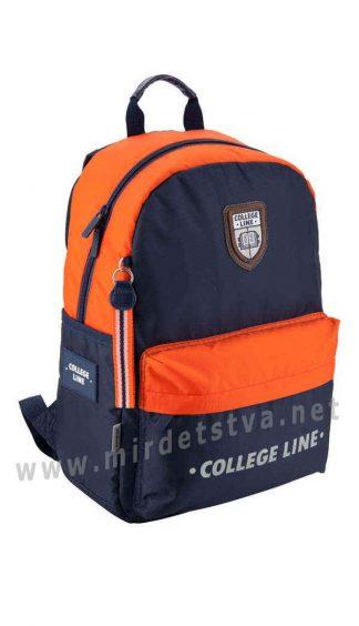 Рюкзак школьный для средней школы Kite Education College Line K19-719M-2