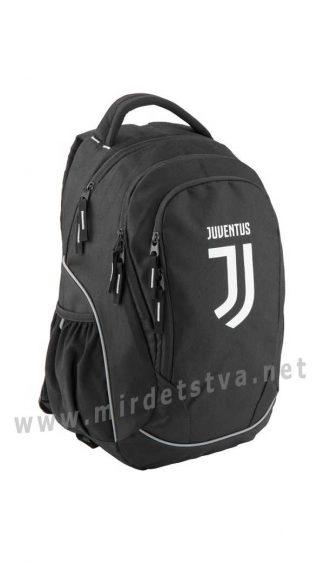 Рюкзак спортивный черного цвета Kite FC Juventus JV19-816L