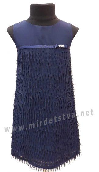 Шифоновое платье для девочек Alfonso 284-1