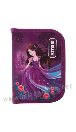 Школьный пенал для девочек Kite Education Princess K19-621-5