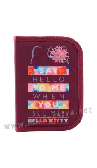 Школьный пенал для девочки Kite Education Hello Kitty HK19-622