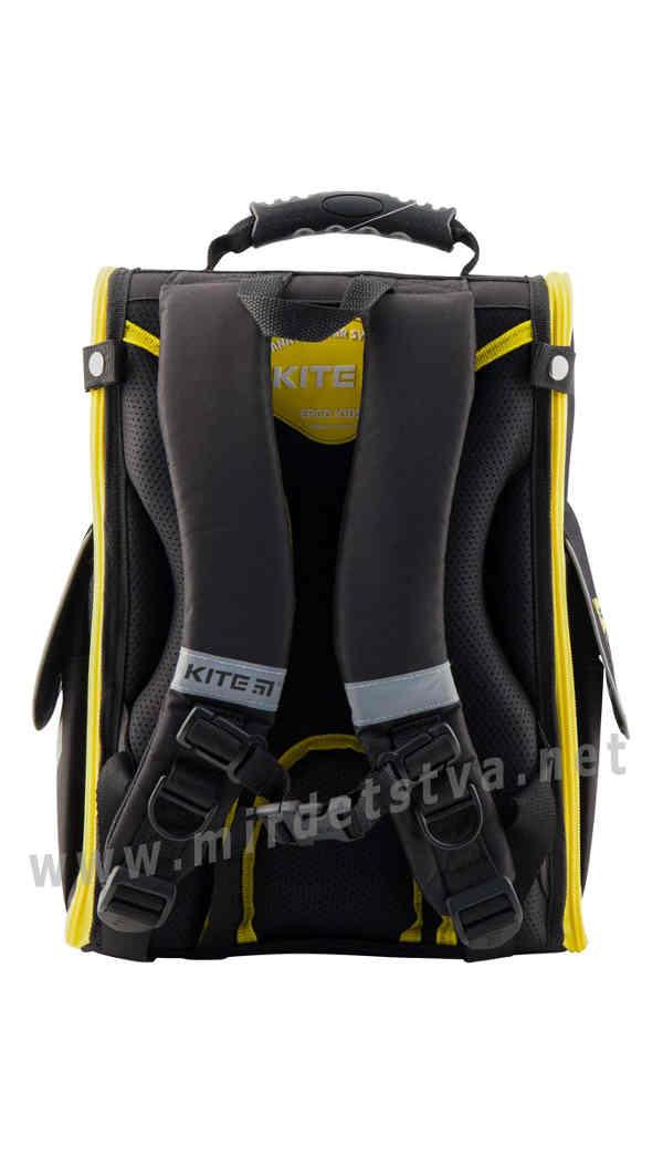 cc262f2d3607 Школьный рюкзак для мальчика Kite Education Transformers BumbleBee Movie  TF19-500S