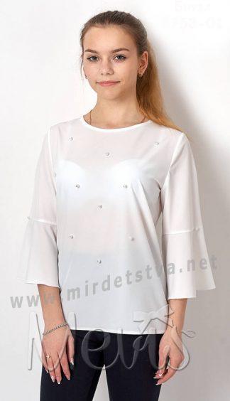 Блуза на девочку подростка Mevis 2752-01