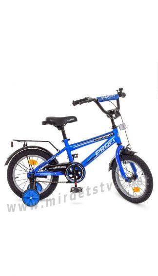 Двухколесный велосипед для мальчика Profi 14д. T1473