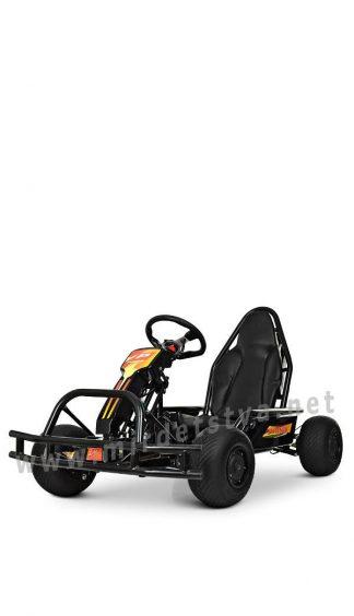 Электрокарт Profi M 4041-2 черный