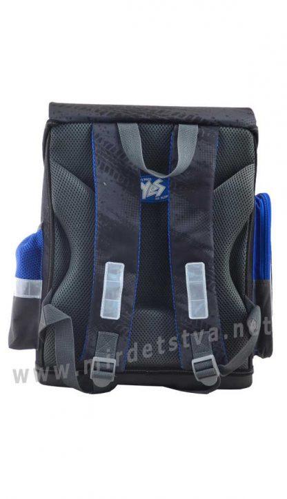 Каркасный рюкзак для мальчика 1 Вересня H-26 off-road