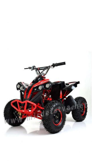 Квадроцикл на резиновых колесах Profi HB-EATV1000Q-3