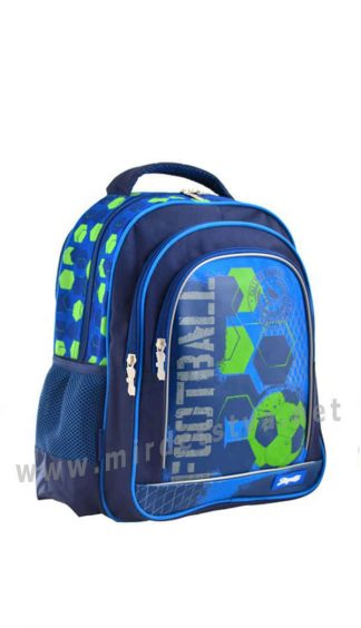 Рюкзак школьный для мальчика 1 Вересня S-22 Football