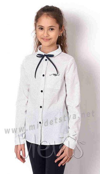 Школьная блуза для девочки Mevis 2645-02