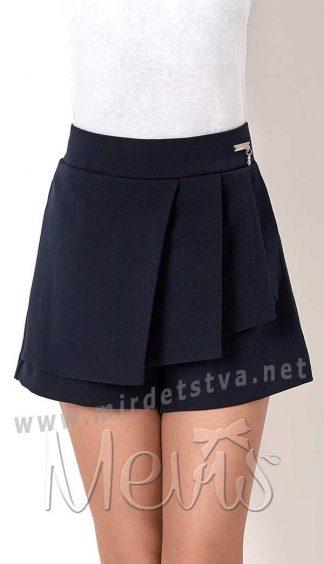Школьные юбка-шорты детские Mevis 2756-01
