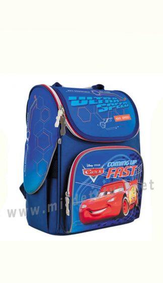 Школьный ранец для мальчика 1 Вересня H-11 Cars