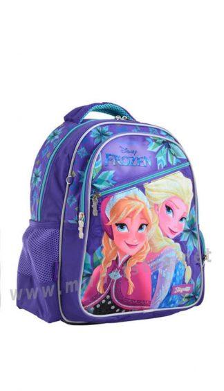 Школьный рюкзак 1 Вересня S-23 Frozen на два отделения