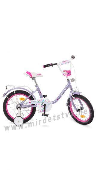Современный велосипед двухколесный Profi 16д. Y1683