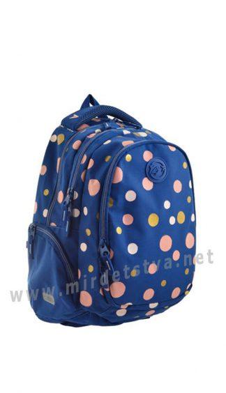 Универсальный ранец для девочки Yes T-22 Step one Confetti