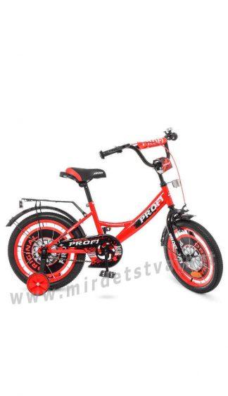 Велосипед Profi 16д. Y1646 стальная рама