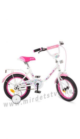 Велосипед детский Profi 14Д. Y1485 для девочки