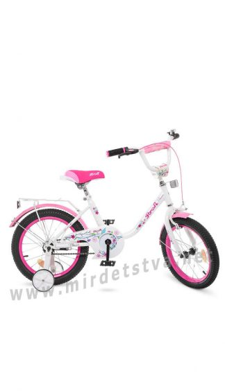 Велосипед детский Profi 16д. Y1685