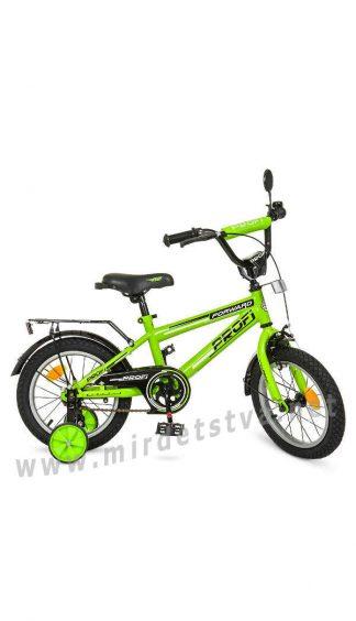 Велосипед с дополнительными колесами Profi 12Д. T1272