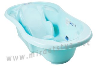Анатомическая ванночка Tega TG-011 101 light blue