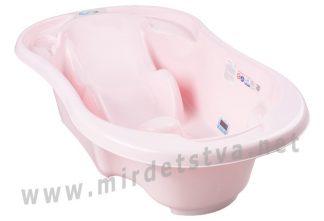 Анатомическая ванночка Tega TG-011 104 light pink