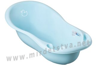 Детская ванночка Tega Duck DK-005 102см 129 light blue