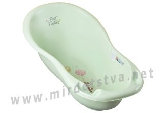 Детская ванночка Tega Forest Fairytale FF-005 102см 112 light green