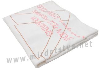 Детский летний велюровый плед для девочки Minikin 16100204