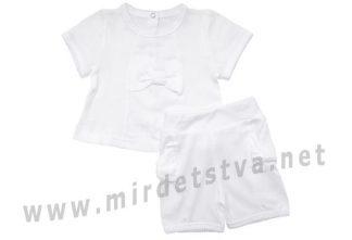 Летний крестильный набор для девочки Minikin 1205105