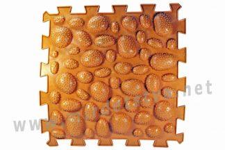 Массажный коврик Пазлы Микс Ежики 1 элемент