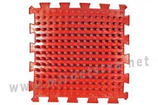 Массажный коврик Пазлы Микс Шипы 1 элемент