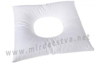 Ортопедическая подушка ректальная с гречихой арт.03338