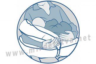 Подушка для кормления Бустер арт.j2301