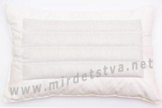 Подушка ортопедическая из гречихи 60х40см арт.03337