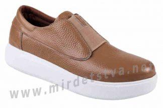 Удобные ортопедические кожаные туфли 4Rest Orto 18-202