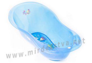 Ванночка Tega Aqua AQ-005 LUX 102 см с термометром 115 blue