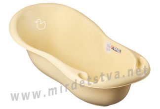 Ванночка Tega Duck DK-005 102см 132 light yellow