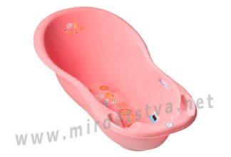 Ванночка Tega Folk FL-005 102см 114 peach с термометром